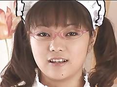 Ann Takahashi - Busty Chubby Hairy Sweet Jap Maid