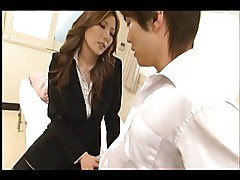 Japanese Teacher - Shiina Sensei 1 by MrBonham (part 1)
