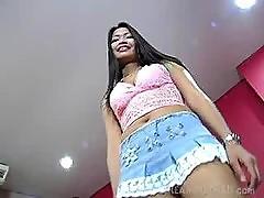 Asian Schoolgirl Creampie 2
