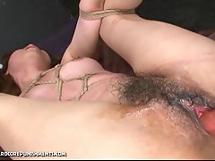 Japanese Bondage Sex - Extreme BDSM Punishment of Asari (Pt....