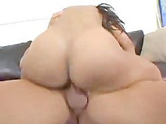 Asian milf with braces nailed in her taco!
