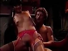 Retro Asian Fucks Till Huge Cumshot