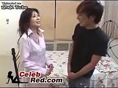 Japanese Mommy Fuck Boy japanese