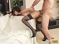 Asian Edition High Heel Adventure - Scene 3
