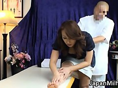 Hot and horny milf gets fucked