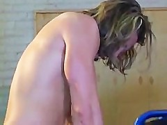Garage Fuck With Really Hot Guy