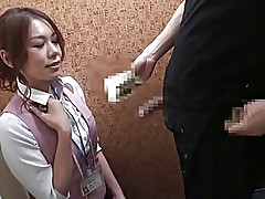 Japanese Dressing Room Flash(censored) #6
