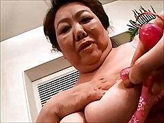 Japanese BBW granny - CENT 23 - Suzuki Michiko