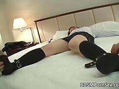 Weird BDSM game from Japan where