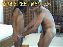 Cute Thai Waitress Fuck Me Mister Asian Street Meat 3
