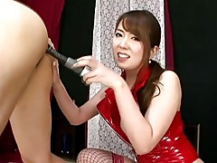 Anal Workout With A Japanese Dom