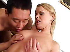 English Teacher fuck Asian Guy