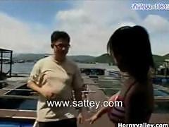 Beautiful Big Tits Taiwanese Girl Fucked part-1