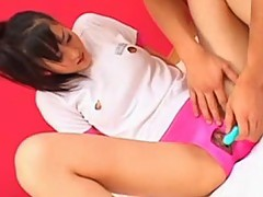 Sexy Thai teen made love hard