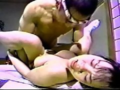 Crazy Asian Kung-Fu Sex