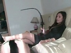 Asia FFm Chinese Mistresses AND Dog