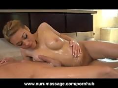 Jayden Lee Nuru Massage