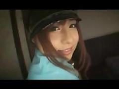 Japanese policewoman