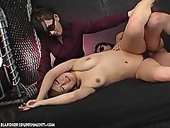 Japanese Bondage Sex Hikari Tsukino 4 Pt 3