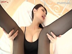 Ballerina Dancer Fucked In Pantyhose Stockings pantyhose , opaque stockings nylon foot fetish asian