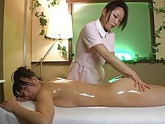 Lesbian Massage YUI (Censored)