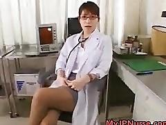 Ann Nanba Sweet Asian Nurse
