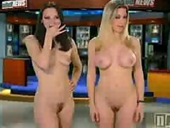 Naked Bloopers!