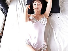 Hot asian Fun in Bedroom
