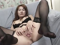 Asian sex from Tokyo in a hotel motel
