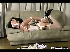 Extreme Lesbian Asian Bondage