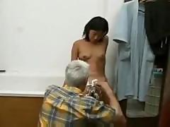 Teen Asian Chick Fucked By Old Man