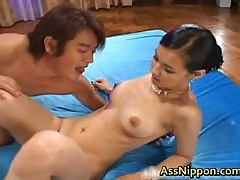 Beautiful Asian Teen Model