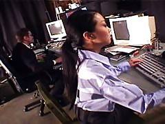 Bad boss dominates Asian assistant