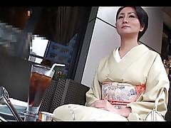 39yr old Rui Kimura Rough Fucked & Facialled (Uncensored)