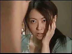 Japanese Housewife Enjoys A Good Hard Fucking !