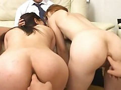 Sleeping japanese beauty butt banged