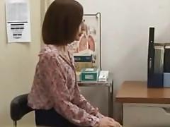 Really pussy examination