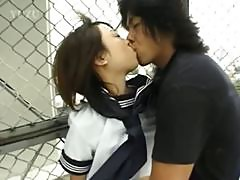 Public sex from asian on the tower