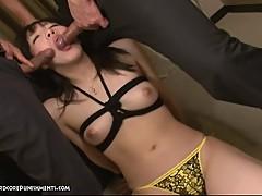 Japanese Bondage Sex - Rie Ayase 2 (Pt 1)