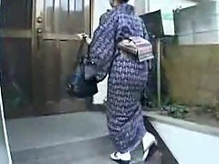 Japanese Granny loves Taboo Sex (Uncensored)
