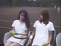 Tennis girs