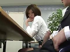 Office Girls Tsubaki Katou