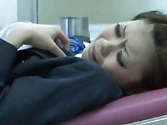 Voyeurcam exploited at gynecologist 02