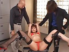 Riri wants crazy bondage