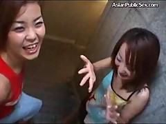 Asian Public Blowjob Uncensored (no sound)