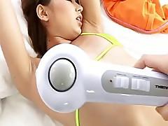 HASEGAWA Miku massage machines