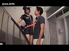 Japanese Sexy Police