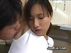 KinkyJapanese fetish at office