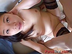 French Amateur Asian Orgasm