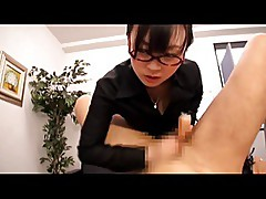 Japanese girl prostrate massage